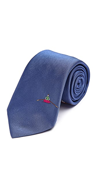 Richard James Rowing Boats Tie
