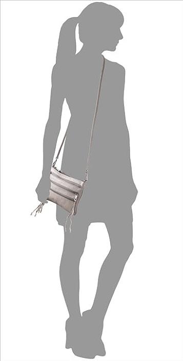 Rebecca Minkoff 3 Zip Rocker Bag