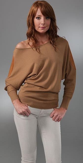 Rebecca Minkoff Nadia Asymmetrical Sweater