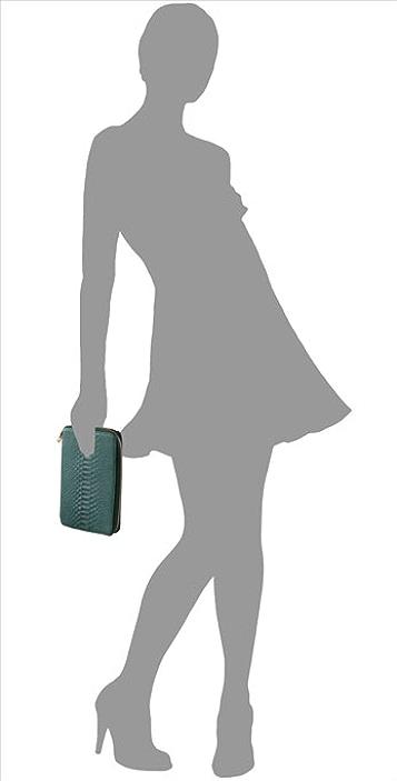 Rebecca Minkoff Alligator Bookworm Kindle Sleeve