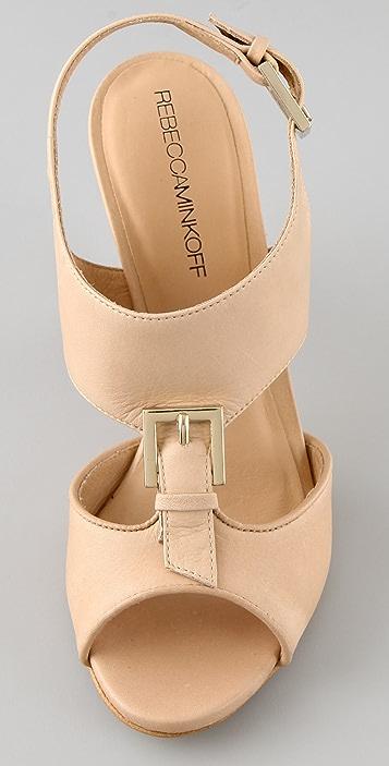 Rebecca Minkoff Brooke High Heel Sandals