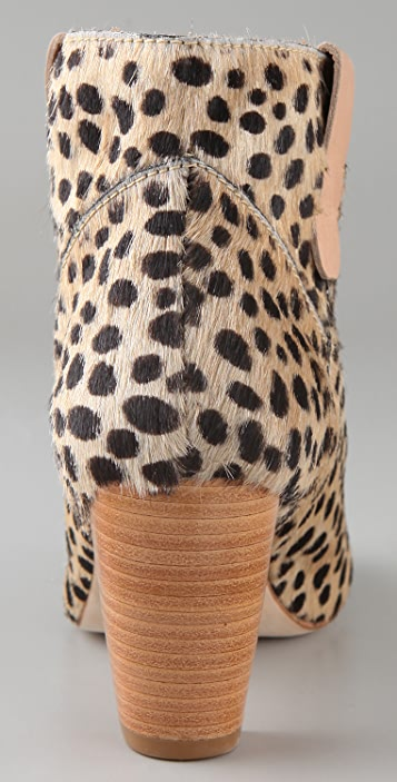 Rebecca Minkoff Doll Pull Tab Booties