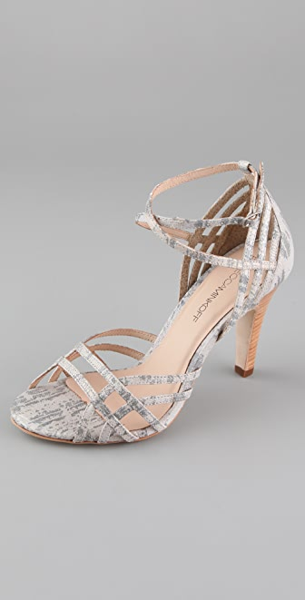Rebecca Minkoff Knockout High Heel Sandals