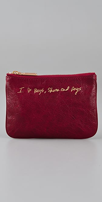 Rebecca Minkoff I Heart Boys, Shoes & Bags Cory Pouch