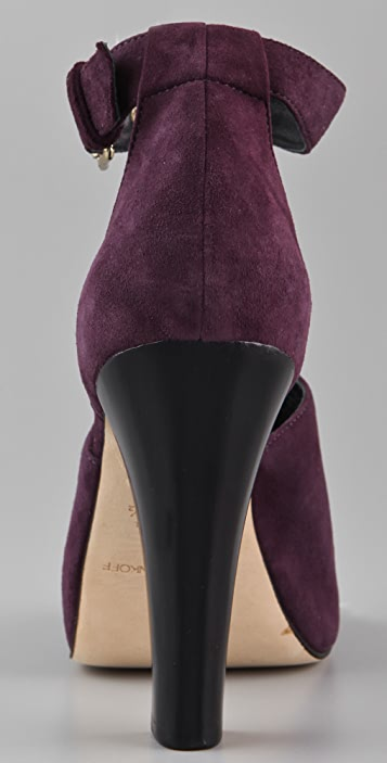 Rebecca Minkoff Goddess Platform Sandals