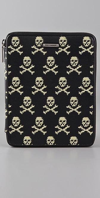 Rebecca Minkoff Skull iPad Case