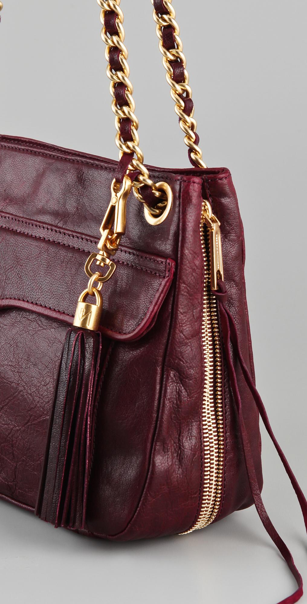 Rebecca Minkoff Swing Shoulder Bag  20d0dc1a3f0df