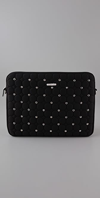 "Rebecca Minkoff Quilted 13"" Laptop Case"