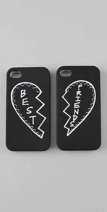 Rebecca Minkoff Set of 2 Best Friend iPhone Cases