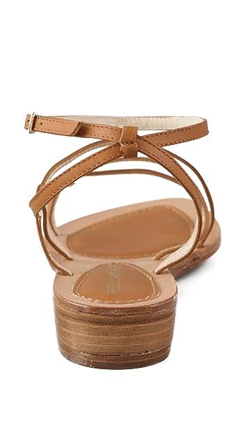 Rebecca Minkoff Beach Babe Strappy Sandals