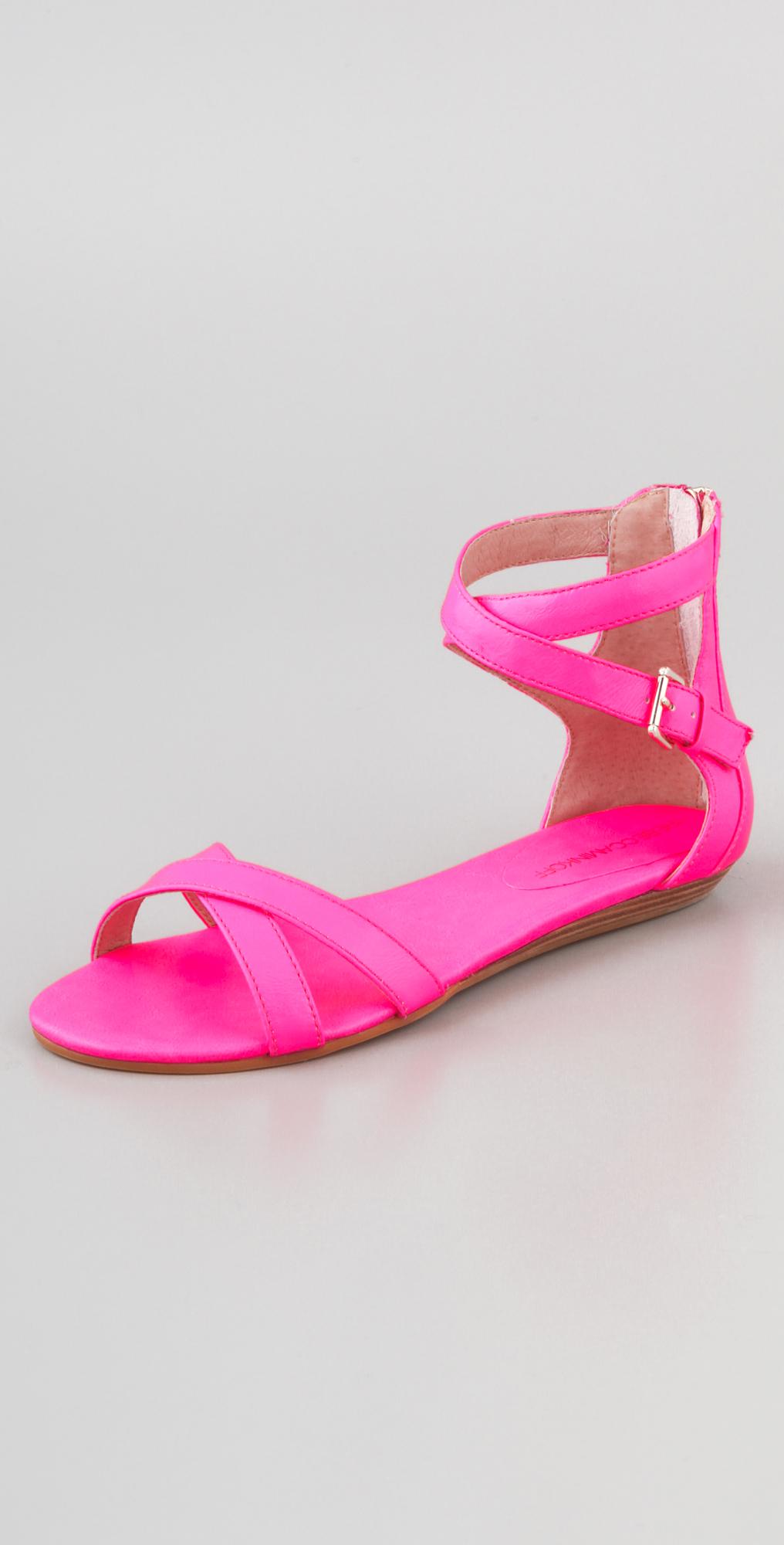 6aedf60257d2 Rebecca Minkoff Bettina Flat Sandals
