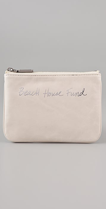 Rebecca Minkoff Beach House Fund Cory Coin Wallet