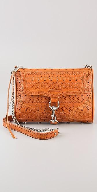 Rebecca Minkoff Perf Weave MAC Bag
