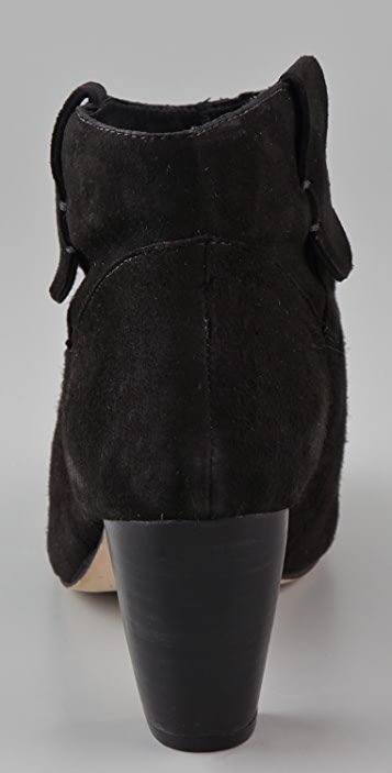 Rebecca Minkoff Doll Suede Booties