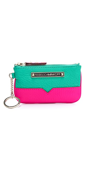 Rebecca Minkoff Colorblock Little Louis Pouch