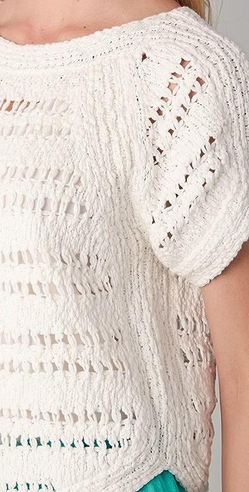 Rebecca Minkoff Jordie Knit Top