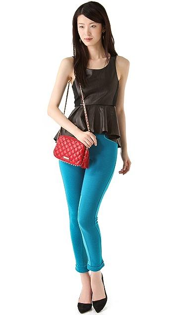 Rebecca Minkoff Spiky Studded Flirty Bag