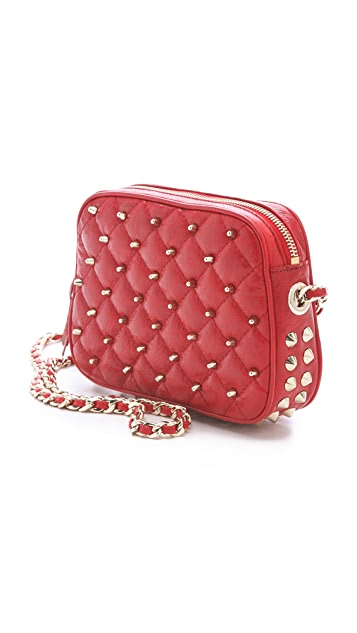 Rebecca Minkoff Spiky Studded Flirty Bag