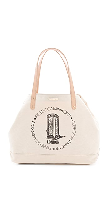 Rebecca Minkoff The Worlds Cherish London Tote