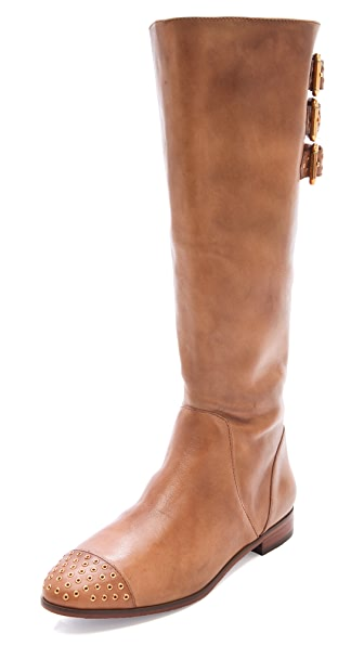 Rebecca Minkoff Rogan Knee High Flat Boots