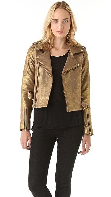 Rebecca Minkoff Wolf Leather Jacket