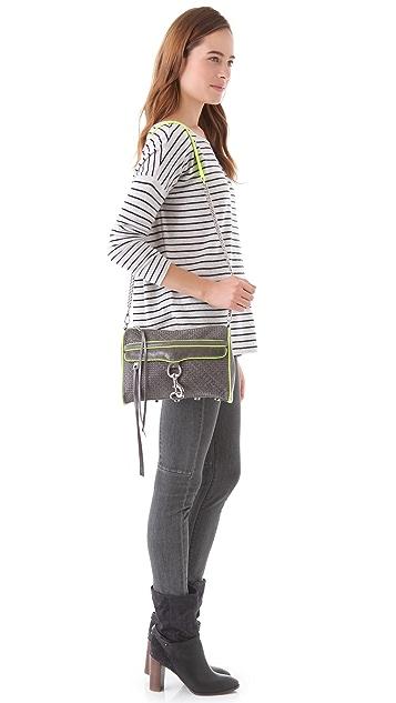 Rebecca Minkoff Woven MAC Bag