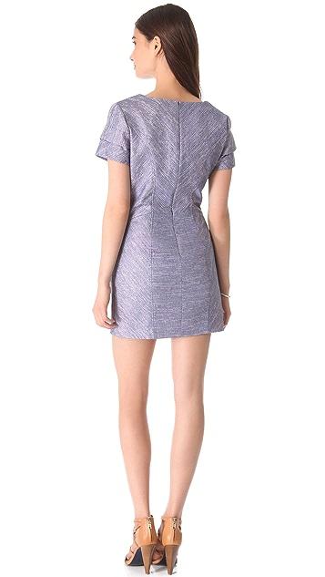 Rebecca Minkoff Katya Tweed Dress