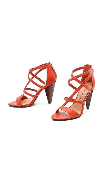 Rebecca Minkoff Matty Strappy Sandals