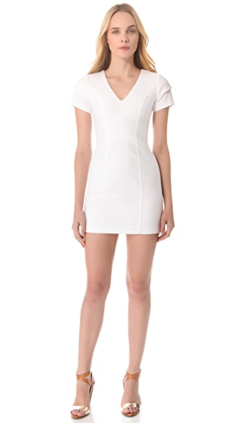 Rebecca Minkoff Katja Pique Dress