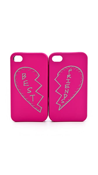 Rebecca Minkoff Best Friends iPhone Case Set