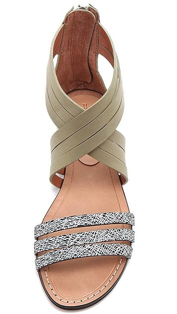 Rebecca Minkoff Jura Strappy Sandals