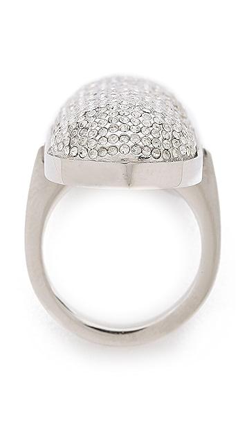 Rebecca Minkoff Pave ID Ring