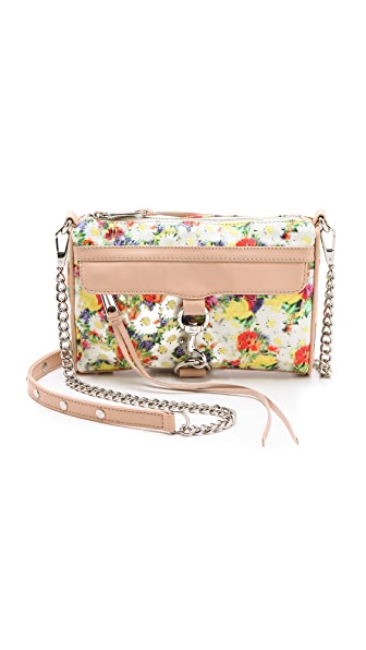 Rebecca Minkoff Floral Mini MAC Bag