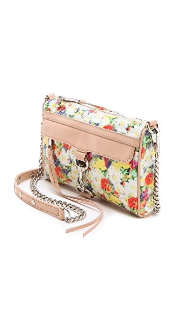 Rebecca Minkoff Floral Mini MAC Bag