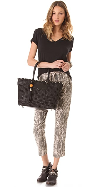 Rebecca Minkoff Wicker Perfection Tote