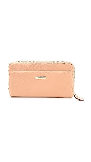 Rebecca Minkoff Large Zip Wallet