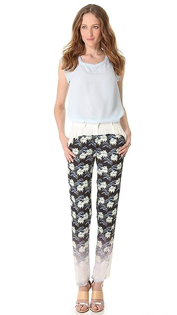 Rebecca Minkoff Santa Maria Rio Pants