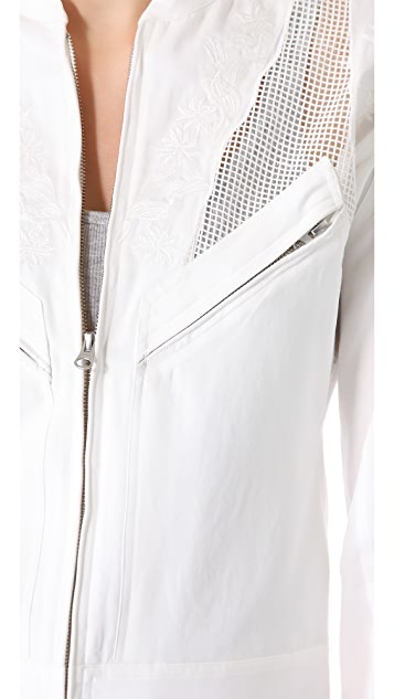 Rebecca Minkoff Malcolm Moto Jacket