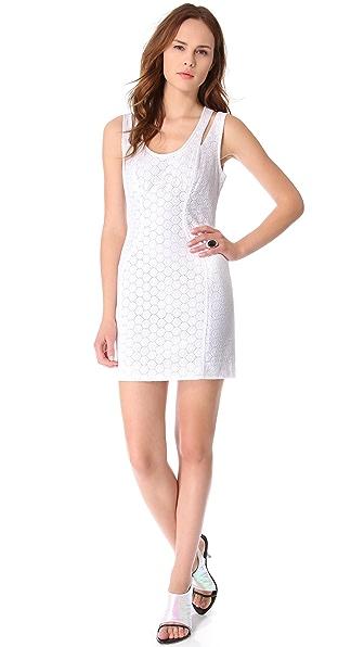 Rebecca Minkoff Eyelet Saturday Dress