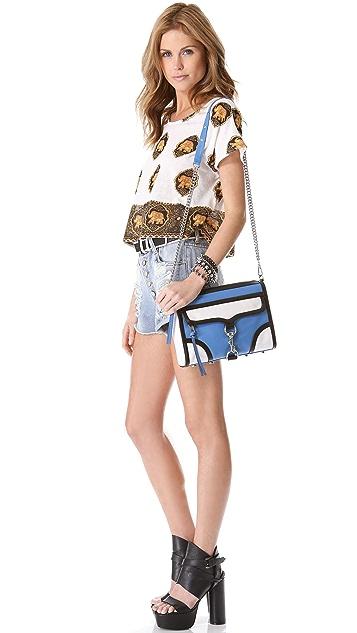 Rebecca Minkoff Colorblock MAC Bag
