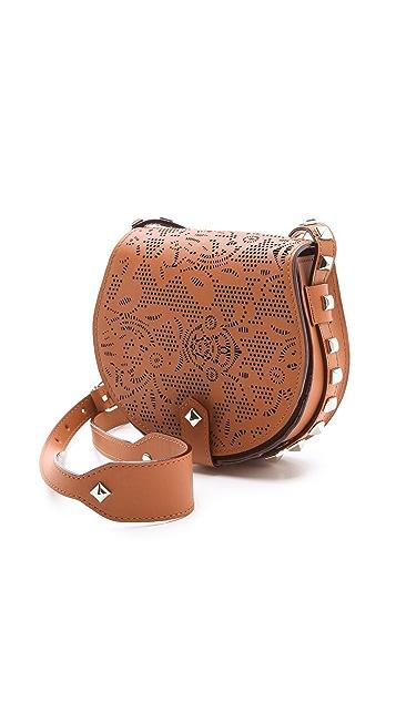 Rebecca Minkoff Laser Cut Mini Skylar Bag