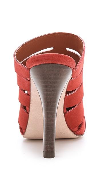 Rebecca Minkoff Dasa Cutout Mules