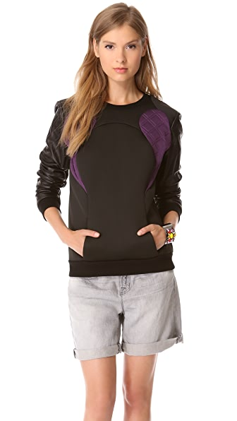 Rebecca Minkoff Aviation Sweatshirt