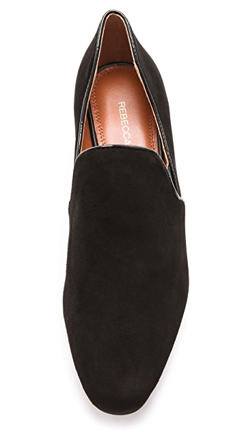 Rebecca Minkoff Mabry Suede Loafers