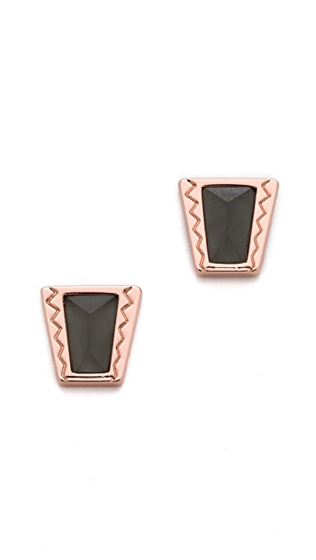 Rebecca Minkoff Stone Earrings