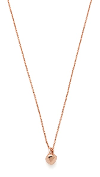 Rebecca Minkoff Mini Pyramid Necklace