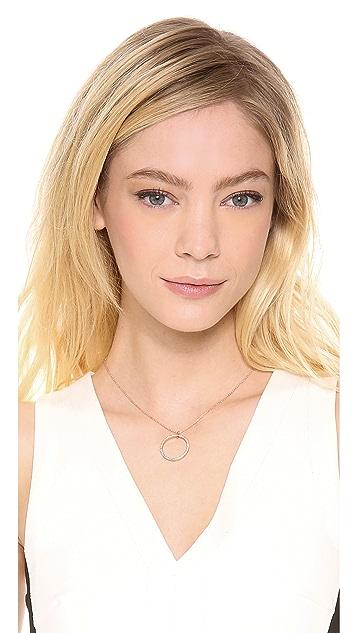 Rebecca Minkoff Circle Necklace