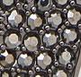Hematite/Rhodium