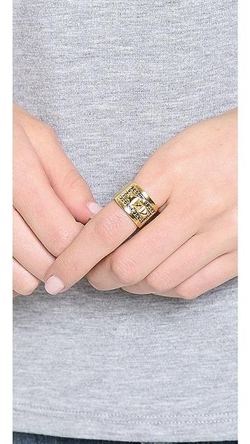 Rebecca Minkoff Curbs Stud Ring