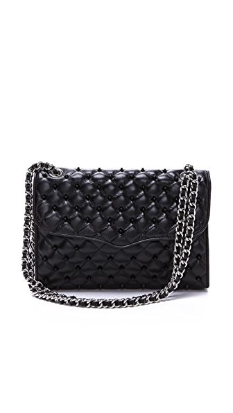 Rebecca Minkoff Studded Quilted Affair Bag